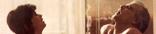 Maria Schneider y Marlon Brando en 'El último tango en París', de Bernardo Bertolucci.