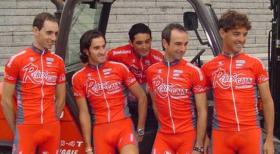 Ciclistas Relax