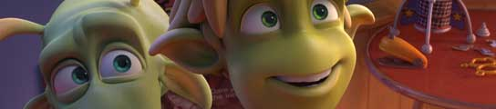 Fotograma de 'Planet 51', pel�cula de Ilion Animation Studios.