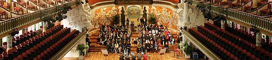 Los Mossos registran el Palau de la Música Catalana tras desaparecer dos millones  (Imagen: REUTERS)