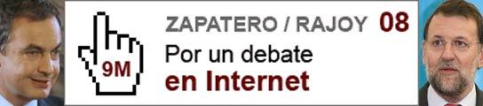 Debate Zapatero Rajoy