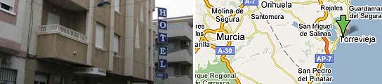 Hotel Cano de Torrevieja 544