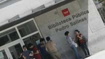 Biblioteca Madrid