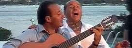 Berlusconi cantante