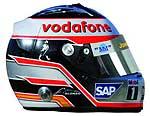 Casco de McLaren