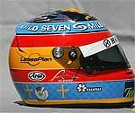 Casco de Renault en 2005