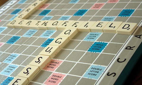 Prohibido Jugar Al Scrabble En Facebook