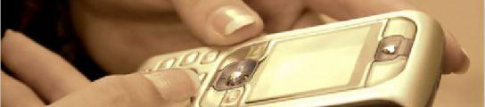 Mensajes móvil