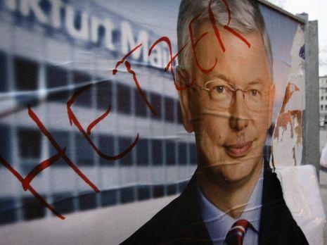 Campaña electoral en Hesse