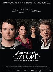 Los crímenes de Oxford.