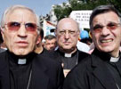 Manifestación Iglesia