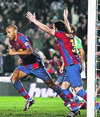El Barça se olvida del buen juego