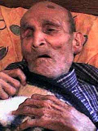 """El anciano """"resucitado"""""""