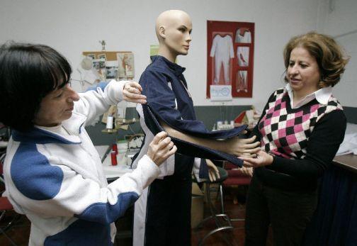 Nace en c rdoba la primera empresa que confecciona ropa - Ropa segunda mano cordoba ...