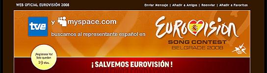 Myspace - Eurovisión
