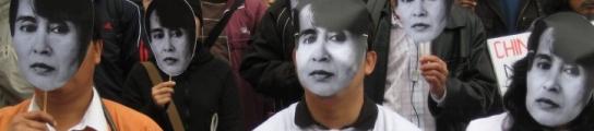Aung San Suu Kyi, distinguida con el premio 'Abogados de Atocha'