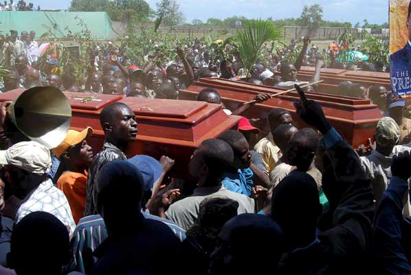 violencia Kenia