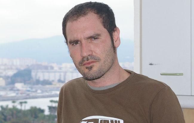 Kike Amaya, uno de los autores de este proyecto.