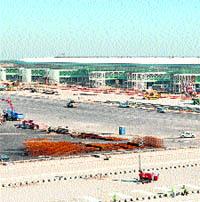 La nova terminal del Prat pren forma