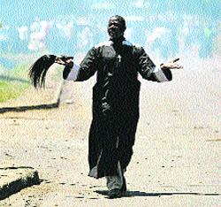 Kenia agoniza