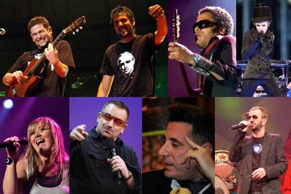 Los protagonistas musicales del año