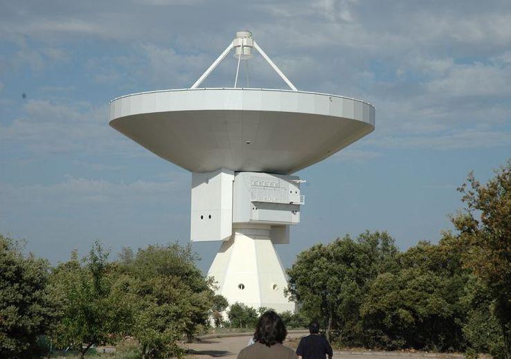 Guadalajara mira hacia el espacio