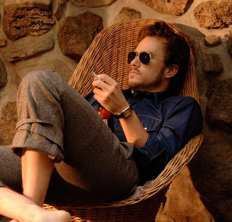 El fallecido actor Heath Ledger, en una de sus películas.