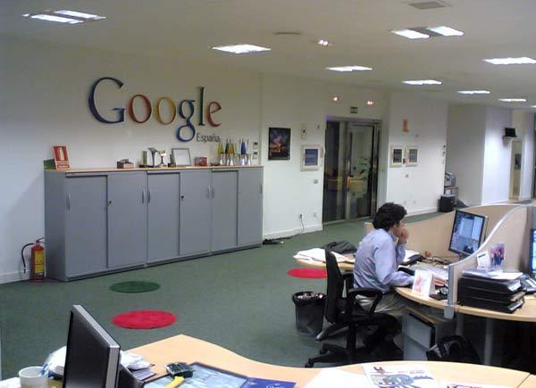 google es la mejor empresa para trabajar