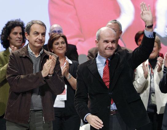 Precampaña PSOE