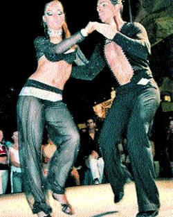 Los bailes m�s sensuales en nuestras listas