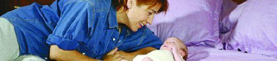 Madre con su beb�
