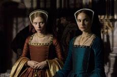 Las hermanas Bolena.