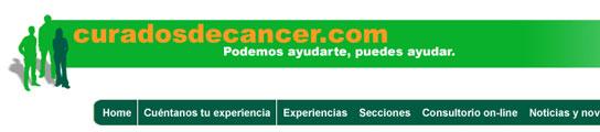 CURADOSDECANCER.COM