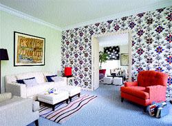 Cubre las paredes con tela - Papel para cubrir paredes ...