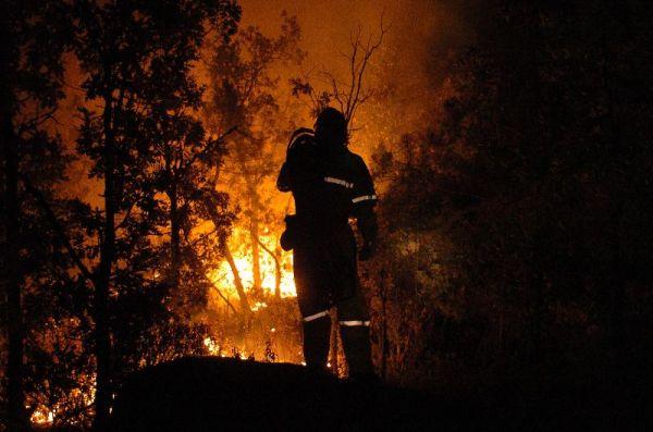 Incendio Guadalajara