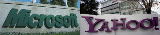 Microsoft y Yahoo se unen para competir contra Google con un nuevo buscador