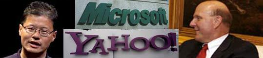 Steve Ballmer quiere comprar Yahoo!