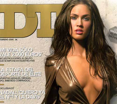 Megan Fox en DT