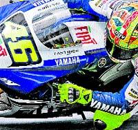 Rossi marca la pauta en las sesiones de Malasia