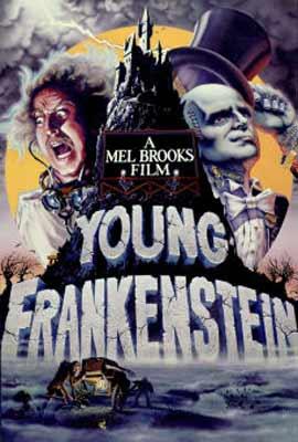 El jovencito Frakenstein