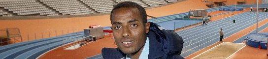 Bekele, a por el récord de 3.000 metros lisos en Valencia.