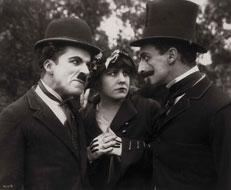 Charles Chaplin, La fuga de Charlot (A Jitney Elopement) (1915)