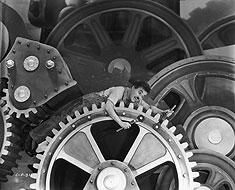Charles Chaplin, Tiempos modernos (Modern Times) (1936)
