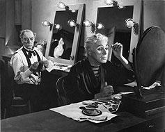 Charles Chaplin y Buster Keaton, Candilejas (Limelight) (1952)