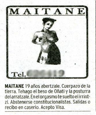 anuncios prostitutas prostitucon