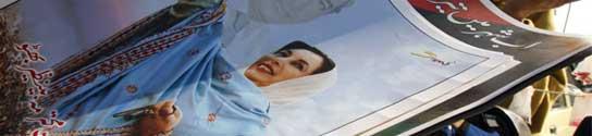 Homenaje a Bhutto