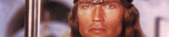 Arnold Schwarzenegger, en 'Conan'.