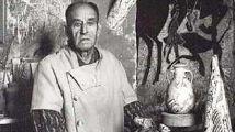 Pedro Mercedes, alfarero conquense, fallecido