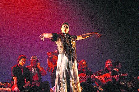 Raíces hindúes del flamenco
