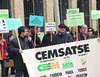 Nueva protesta sanitaria